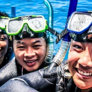Cairns best scuba diving tour