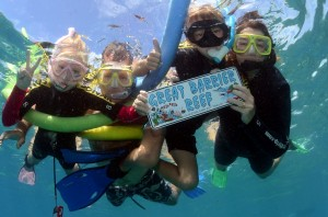 Great Barrier Reef Family Day Tour