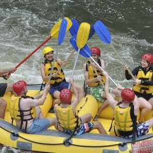 Great Barrier Reef and White Water Rafting Cairns