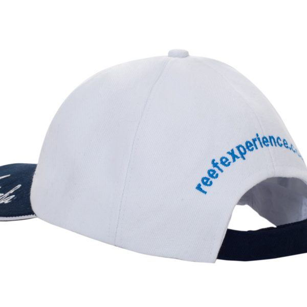 Reef Experience White cap back
