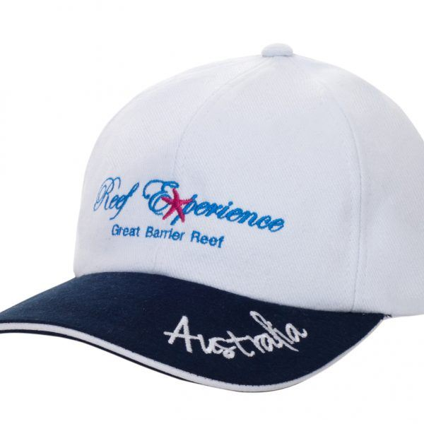 Reef Experience White Cap front