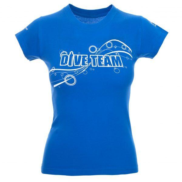 Dive Team Tshirt Front